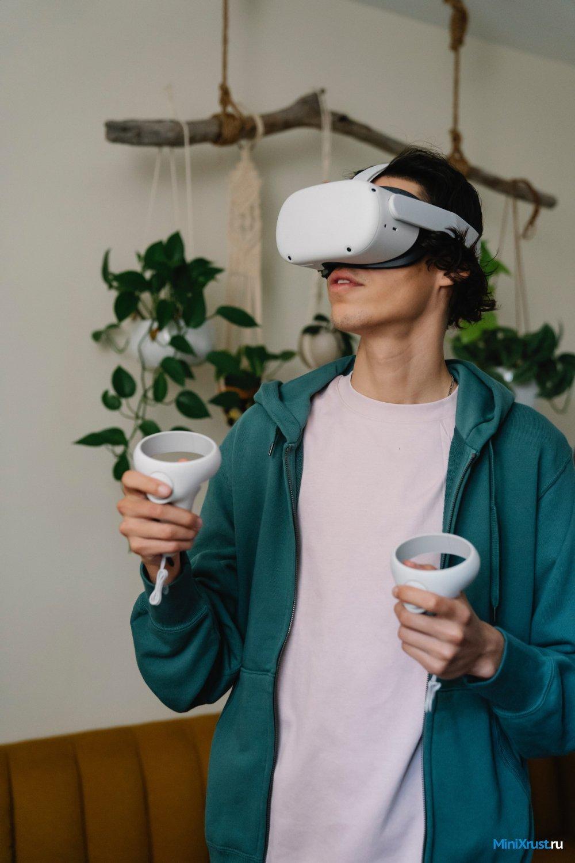 Очки виртуальной реальности и их особенности
